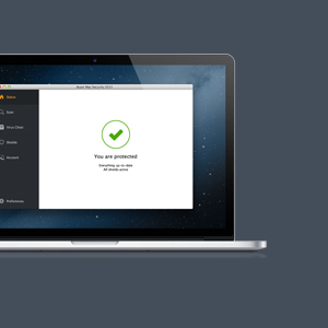 Antivirus software that comes with mac os x